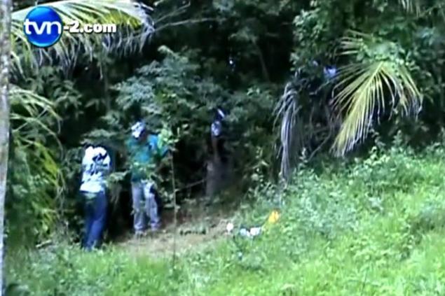 джунгли Панамы