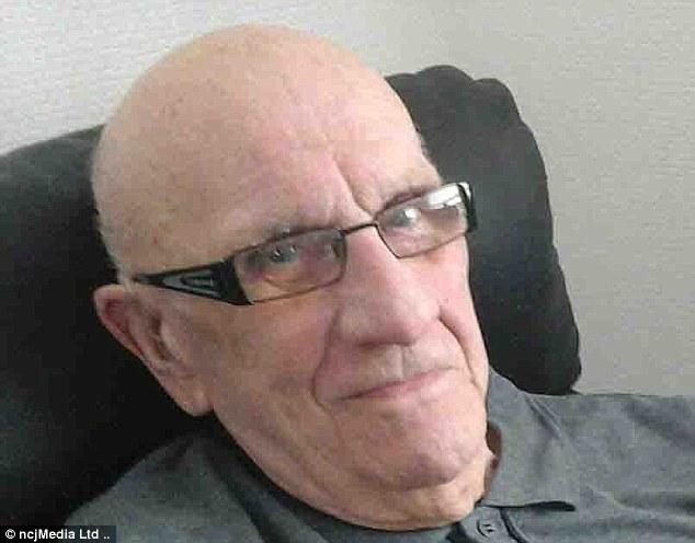 86-летний старик