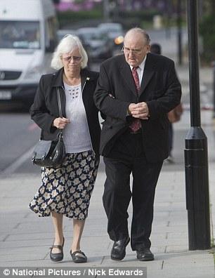 священник с женой