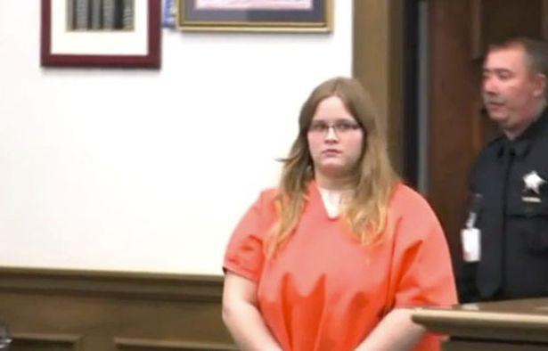 дочь в суде