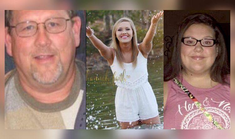 убитая семья